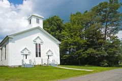 kościoła Anglii nowe małego kraju Fotografia Royalty Free