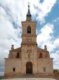 kościoła San Pedro fotografia royalty free