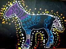 Koń Aubrey zdjęcia stock