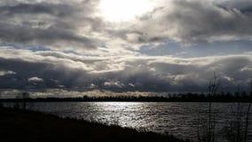 Końcówka rzeka 3 Zdjęcie Royalty Free