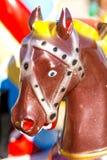 Koń carousel Obrazy Royalty Free
