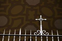 kościelna brama Fotografia Stock