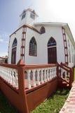 kościelna karaibska wyspa kukurydzana Nikaragui Zdjęcia Royalty Free
