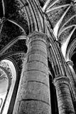 kościelna kolumna Obraz Stock