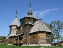 kościelna kozliatyevo transfiguraci wioska Obrazy Stock
