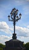 Kościelna latarnia uliczna Obraz Stock