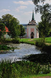 kościelna natura Obrazy Royalty Free