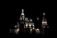 kościelna noc Obraz Stock