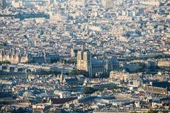 kościelna Paniusia De Notre Paris elementy projektu dekoracji ilustracji wzory prostych paris Zdjęcia Stock