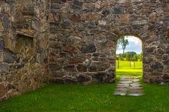 Kościelna ruina Obrazy Stock
