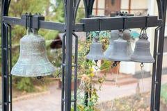 Kościelni dzwony Zdjęcie Royalty Free