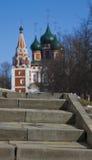 kościelni kroki Obraz Stock
