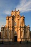 kościelni visitationists Warsaw Obrazy Royalty Free