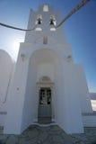 kościelny biel Zdjęcie Royalty Free