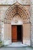 Kościelny drzwi Obraz Stock