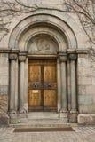 kościelny drzwi Obraz Royalty Free