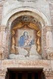kościelny fresk Italy oratoryjny San Verona Zeno Fotografia Stock