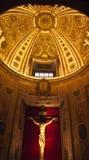 kościelny gesu Italy jesuit Rome Obrazy Royalty Free