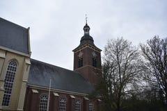 kościelny holenderski stary fotografia royalty free