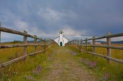 kościelny kraj Fotografia Stock