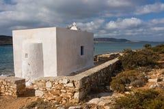 kościelny kubiczny biel Zdjęcie Royalty Free