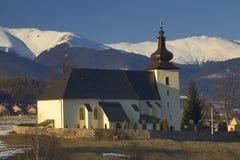 kościelny lopej Obraz Stock