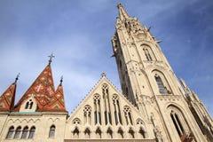 kościelny Matthias Zdjęcia Royalty Free