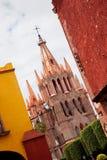 kościelny Miguel San Zdjęcie Royalty Free