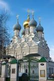 kościelny Moscow Russia Obrazy Royalty Free