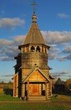 kościelny muzealny suzdal drewniany obrazy stock