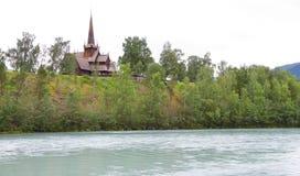 kościelny norweg fotografia royalty free