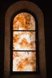 kościelny okno Fotografia Royalty Free