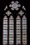 kościelny okno Zdjęcia Stock