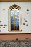 kościelny okno Obrazy Stock
