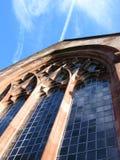 kościelny okno Obrazy Royalty Free