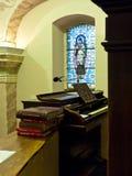 kościelny organ Zdjęcie Stock