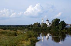 kościelny ortodoksyjny rosjanin Obraz Royalty Free