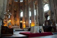 kościelny Paris Fotografia Stock