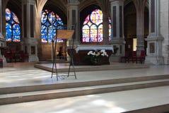 kościelny Paris Zdjęcia Stock