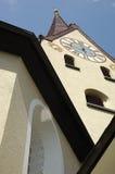 kościelny rankweil Zdjęcia Royalty Free