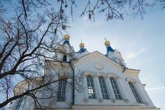 Kościelny religia budynek Zdjęcia Royalty Free