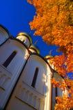 kościelny rosjanin Zdjęcia Royalty Free