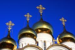 kościelny rosjanin Obraz Royalty Free