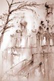 kościelny rosjanin Zdjęcie Stock