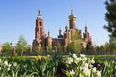 kościelny rosjanin Zdjęcie Royalty Free