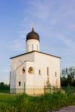 kościelny rosyjski biel Obraz Stock
