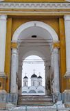 kościelny rosyjski suzdal obraz royalty free