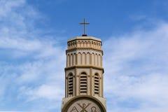 Kościelny st telesa Obrazy Stock