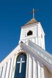 kościelny steeple Obrazy Royalty Free