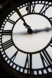 Kościelny Steeple zegar Fotografia Stock